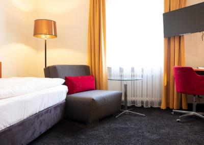 Hotel Walfisch Würzburg Einzelzimmer