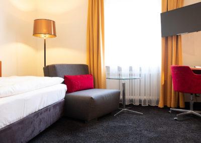 Hotel Würzburg Walfisch Zimmer